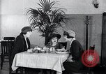 Image of disease causing micro-organisms and careless habits United States USA, 1922, second 32 stock footage video 65675032293