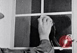 Image of hands performing various jobs late 1930s United States USA, 1937, second 47 stock footage video 65675032298