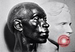 Image of full body sculpture New York City USA, 1937, second 6 stock footage video 65675032302
