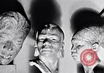 Image of full body sculpture New York City USA, 1937, second 31 stock footage video 65675032302
