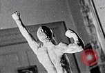 Image of full body sculpture New York City USA, 1937, second 43 stock footage video 65675032302