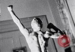 Image of full body sculpture New York City USA, 1937, second 44 stock footage video 65675032302