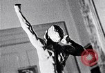 Image of full body sculpture New York City USA, 1937, second 46 stock footage video 65675032302