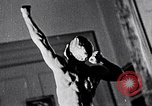 Image of full body sculpture New York City USA, 1937, second 49 stock footage video 65675032302