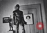 Image of full body sculpture New York City USA, 1937, second 50 stock footage video 65675032302