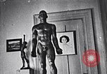 Image of full body sculpture New York City USA, 1937, second 51 stock footage video 65675032302