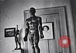 Image of full body sculpture New York City USA, 1937, second 52 stock footage video 65675032302