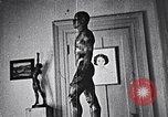 Image of full body sculpture New York City USA, 1937, second 55 stock footage video 65675032302