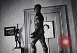 Image of full body sculpture New York City USA, 1937, second 56 stock footage video 65675032302