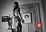 Image of full body sculpture New York City USA, 1937, second 61 stock footage video 65675032302