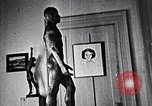 Image of full body sculpture New York City USA, 1937, second 62 stock footage video 65675032302