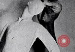 Image of sculpture New York City USA, 1937, second 28 stock footage video 65675032308