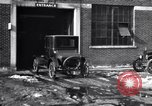 Image of Ford model T-Coupe Detroit Michigan USA, 1924, second 17 stock footage video 65675032317