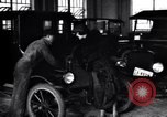 Image of Ford model T-Coupe Detroit Michigan USA, 1924, second 53 stock footage video 65675032317