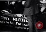 Image of ten millionth Model T Ford Highland Park Michigan USA, 1924, second 11 stock footage video 65675032318