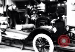 Image of ten millionth Model T Ford Highland Park Michigan USA, 1924, second 21 stock footage video 65675032318