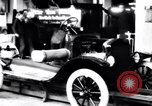 Image of ten millionth Model T Ford Highland Park Michigan USA, 1924, second 22 stock footage video 65675032318