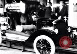 Image of ten millionth Model T Ford Highland Park Michigan USA, 1924, second 23 stock footage video 65675032318