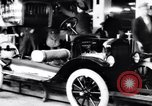 Image of ten millionth Model T Ford Highland Park Michigan USA, 1924, second 24 stock footage video 65675032318