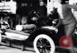 Image of ten millionth Model T Ford Highland Park Michigan USA, 1924, second 25 stock footage video 65675032318