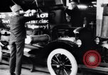Image of ten millionth Model T Ford Highland Park Michigan USA, 1924, second 27 stock footage video 65675032318