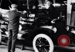 Image of ten millionth Model T Ford Highland Park Michigan USA, 1924, second 28 stock footage video 65675032318