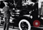 Image of ten millionth Model T Ford Highland Park Michigan USA, 1924, second 29 stock footage video 65675032318