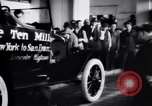 Image of ten millionth Model T Ford Highland Park Michigan USA, 1924, second 31 stock footage video 65675032318