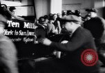 Image of ten millionth Model T Ford Highland Park Michigan USA, 1924, second 32 stock footage video 65675032318