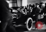 Image of ten millionth Model T Ford Highland Park Michigan USA, 1924, second 33 stock footage video 65675032318