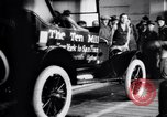 Image of ten millionth Model T Ford Highland Park Michigan USA, 1924, second 41 stock footage video 65675032318
