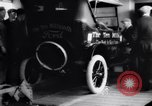Image of ten millionth Model T Ford Highland Park Michigan USA, 1924, second 51 stock footage video 65675032318