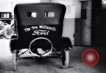 Image of ten millionth Model T Ford Highland Park Michigan USA, 1924, second 56 stock footage video 65675032318