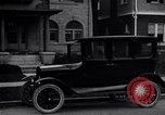 Image of Ford model T car Detroit Michigan USA, 1924, second 2 stock footage video 65675032319