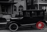 Image of Ford model T car Detroit Michigan USA, 1924, second 4 stock footage video 65675032319
