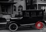 Image of Ford model T car Detroit Michigan USA, 1924, second 5 stock footage video 65675032319
