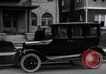 Image of Ford model T car Detroit Michigan USA, 1924, second 6 stock footage video 65675032319