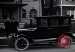 Image of Ford model T car Detroit Michigan USA, 1924, second 8 stock footage video 65675032319