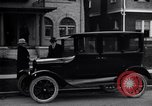 Image of Ford model T car Detroit Michigan USA, 1924, second 16 stock footage video 65675032319