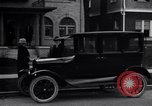 Image of Ford model T car Detroit Michigan USA, 1924, second 17 stock footage video 65675032319