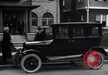 Image of Ford model T car Detroit Michigan USA, 1924, second 19 stock footage video 65675032319