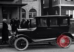 Image of Ford model T car Detroit Michigan USA, 1924, second 23 stock footage video 65675032319