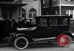 Image of Ford model T car Detroit Michigan USA, 1924, second 31 stock footage video 65675032319