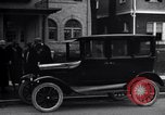 Image of Ford model T car Detroit Michigan USA, 1924, second 32 stock footage video 65675032319