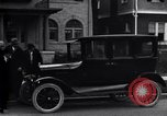 Image of Ford model T car Detroit Michigan USA, 1924, second 34 stock footage video 65675032319