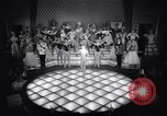 Image of dancers in night club Paris France, 1956, second 26 stock footage video 65675032323