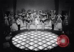 Image of dancers in night club Paris France, 1956, second 27 stock footage video 65675032323