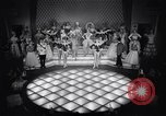 Image of dancers in night club Paris France, 1956, second 28 stock footage video 65675032323
