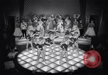 Image of dancers in night club Paris France, 1956, second 35 stock footage video 65675032323