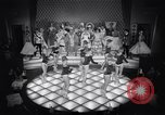 Image of dancers in night club Paris France, 1956, second 37 stock footage video 65675032323